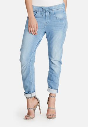 G-Star RAW Arc 3D Sport Low Boyfriend Jeans Blue