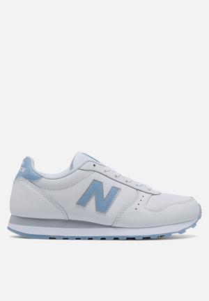 New Balance  WL311WLB Sneakers White / Blue