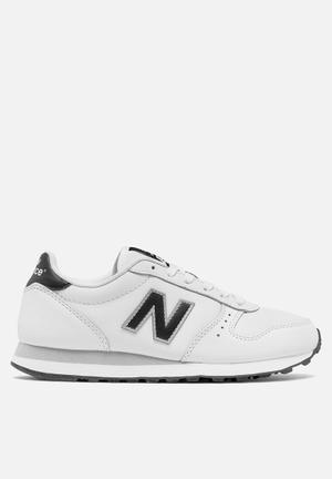 New Balance  WL311WLK Sneakers White / Black