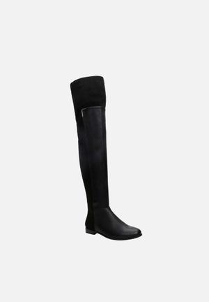 Call It Spring Haaesa Boots Black