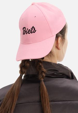 Vintage Lover Biets Cap Headwear Pink