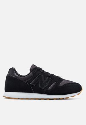 New Balance  WL373BL Sneakers Black / Gum