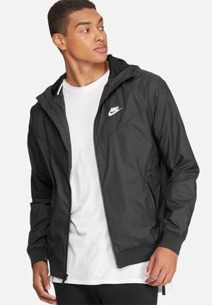 Nike Nike Windrunner Jackets Black