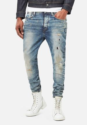 G-Star RAW Type C 3D Super Slim Jeans Blue