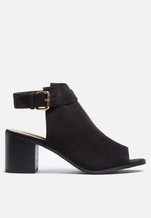 Billini Willa Heels Black