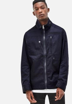 G-Star RAW Powel Utility Jacket Navy