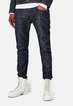 G-Star RAW 3301 Slim Jeans Indigo