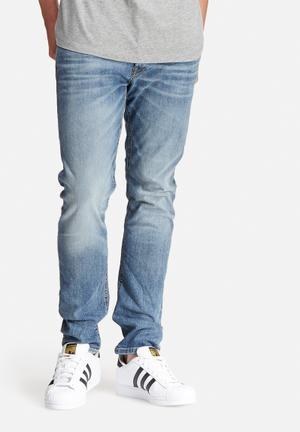 Jack & Jones Jeans Intelligence Glenn Slim Fit Jeans 85% Cotton 13% Polyester 2% Elastane