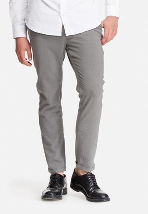 Jack & Jones Jeans Intelligence Robert Flash Chinos Grey
