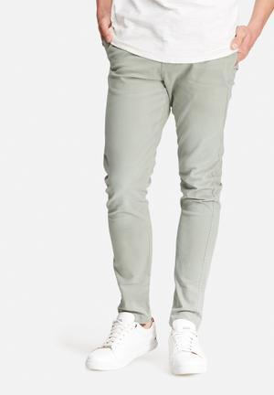 Jack & Jones Jeans Intelligence Cody Regular Chino Grey