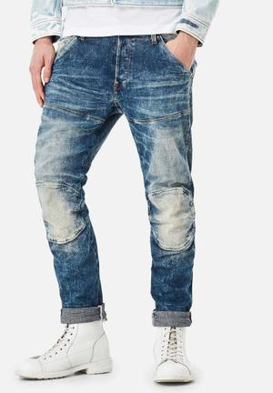 G-Star RAW 5620 3D Slim Jeans Blue