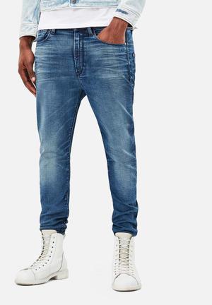 G-Star RAW Type C 3D Super Slim Jeans Blue