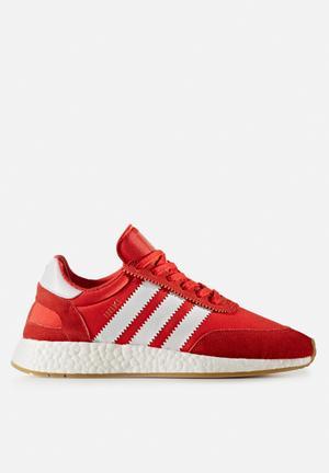 Adidas Originals Iniki Runner Sneakers Red / Ftw White / Gum