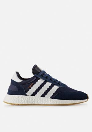 Adidas Originals Iniki Runner Sneakers Navy / Ftw White / Gum