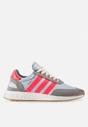 Adidas Originals Iniki Runner Sneakers Solid Grey / Turbo / Gum