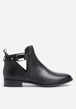 ONLY Babette Ankle Boot Black