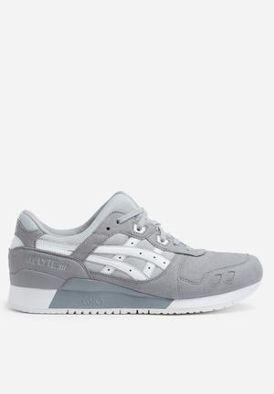 Asics Tiger Gel-Lyte III Sneakers Aliminium / White
