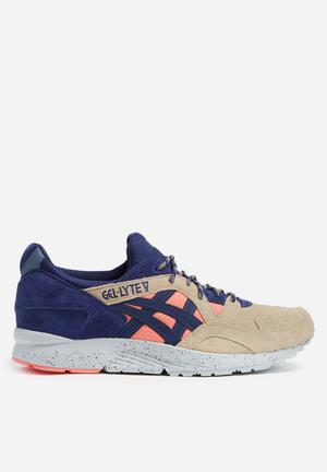 Asics Tiger Gel-Lyte V Sneakers Peach / Indigo Blue