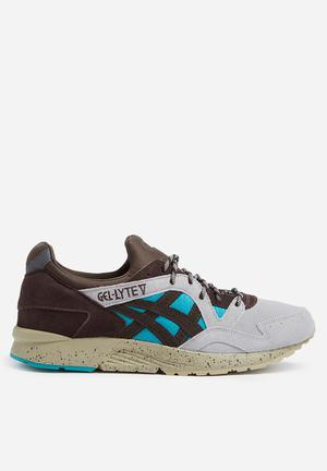 Asics Tiger Gel-Lyte V Sneakers Viridian Green / Coffee