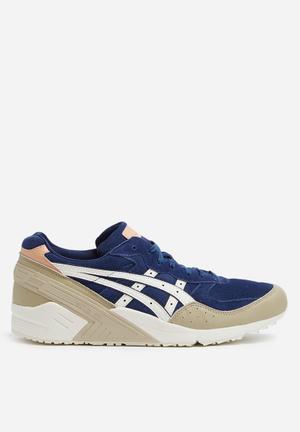 Asics Tiger Gel-Sight Sneakers  Indigo Blue / Cream
