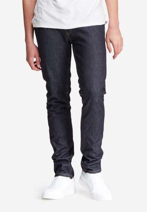Jack & Jones Jeans Intelligence Tim Slim Fit Jeans Black