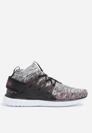 Adidas Originals Tubular Nova Primeknit Sneakers Clear Brown/Core Black/Mystery Red S17