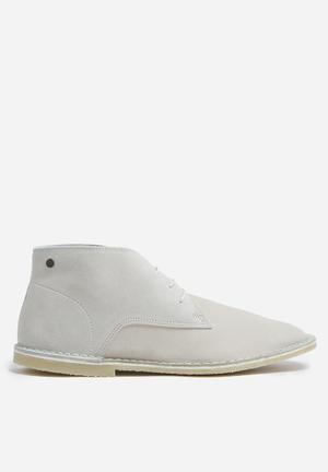 Jack & Jones Footwear & Accessories Damon Suede Boot Light Grey
