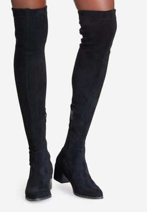 Sol Sana Bianca Boot Black