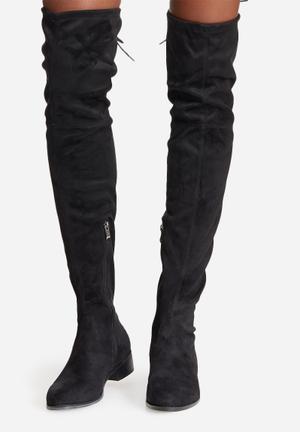 Billini Sandiago Boots Black