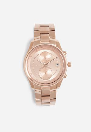 Michael Kors Briar Watches Rose Gold