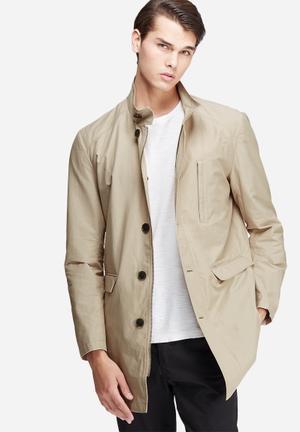 Selected Homme Greg Coat Jackets Stone