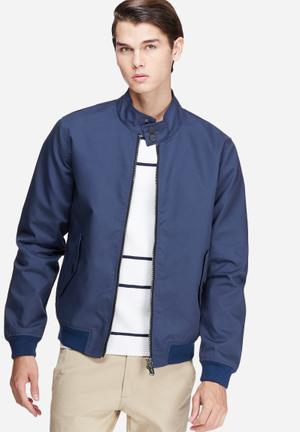 Only & Sons Norman Harrington Jacket Navy