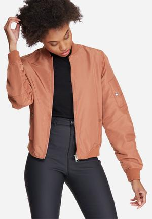 Vero Moda Dicte Spring Jacket Peach