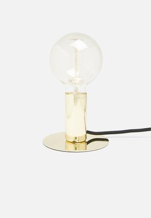 Sixth Floor Mini Disk Table Lamp Lighting
