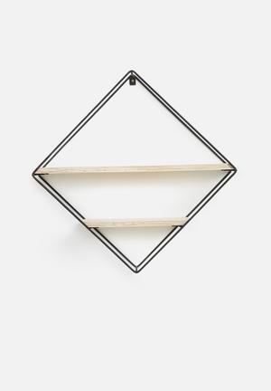 Sixth Floor Triangle Shelf