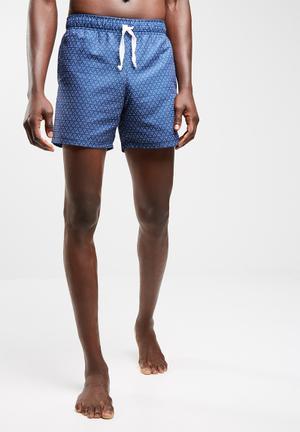 Basicthread Elasticated Swimshort Swimwear