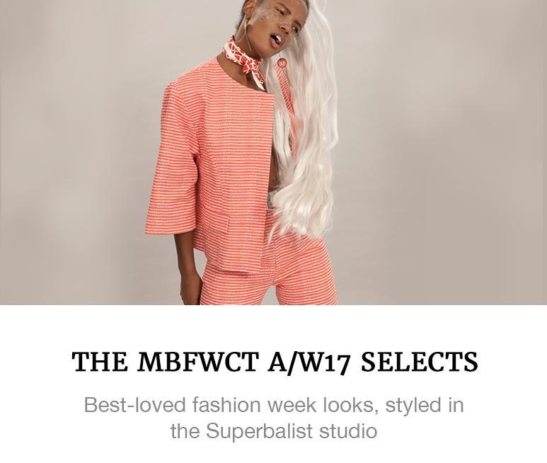 Fashion week selects