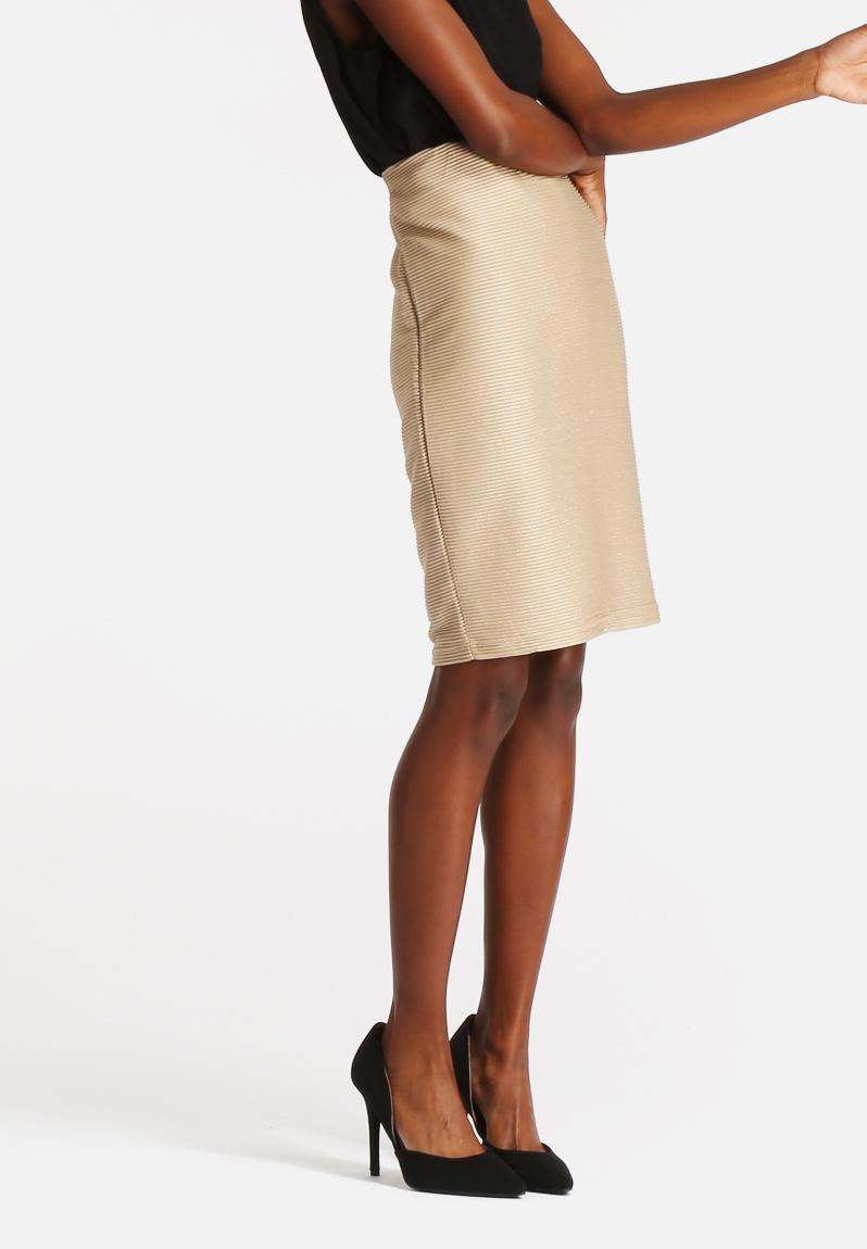 issa hw above knee skirt silver mink vero moda skirts
