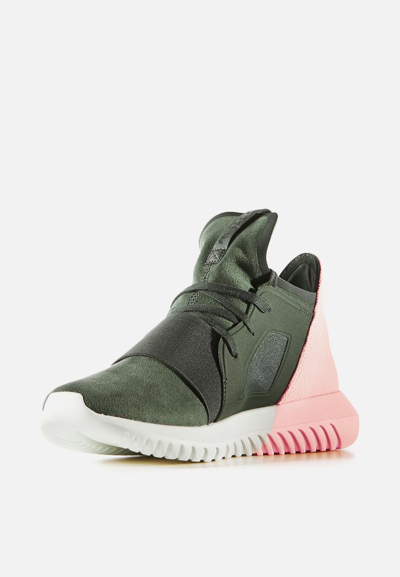 Adidas Tubular Defiant Shoes Pink
