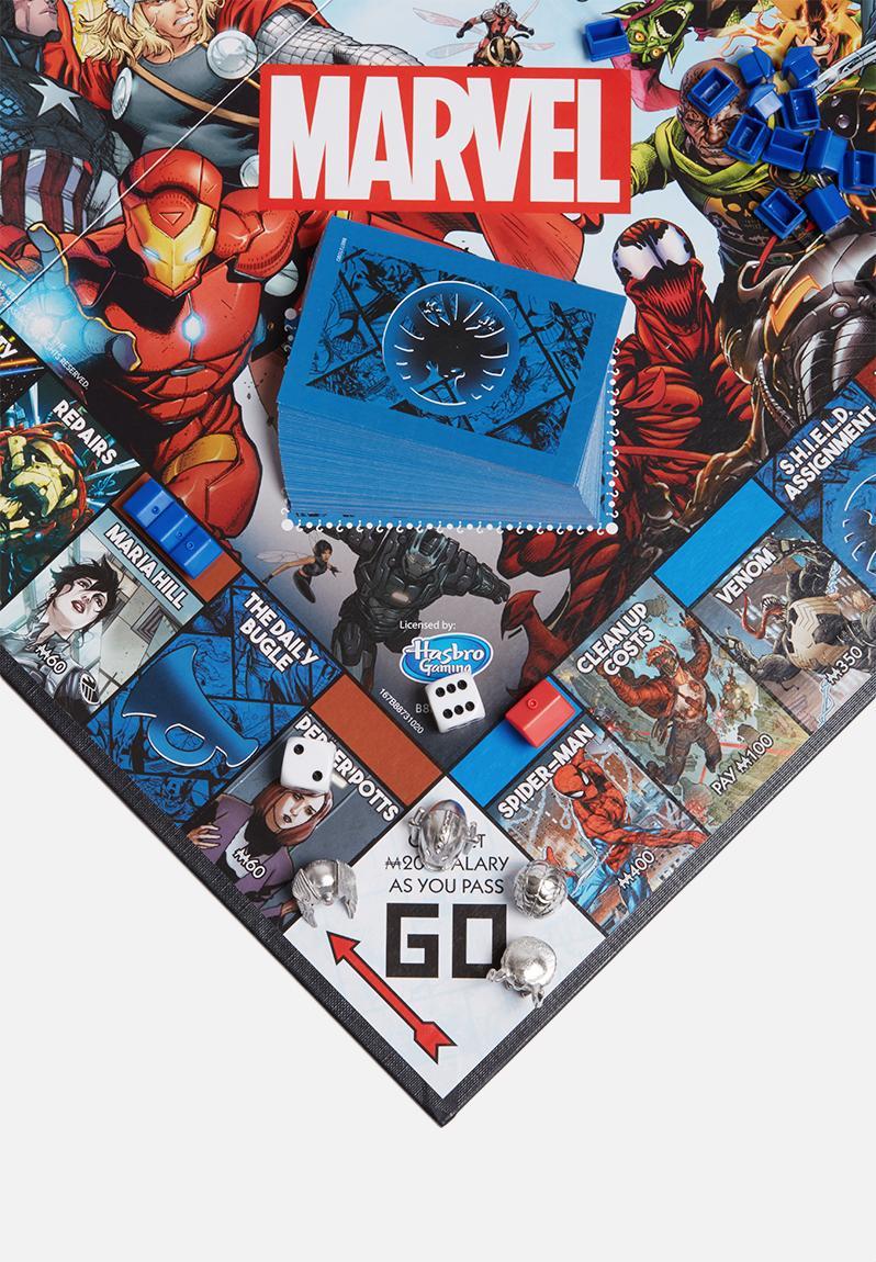X Men Monopoly 65