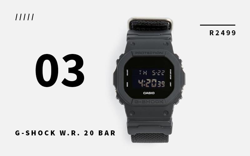 Tough watch