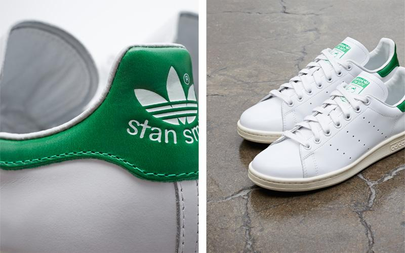 Adidas Stan Smith Beater Shoes