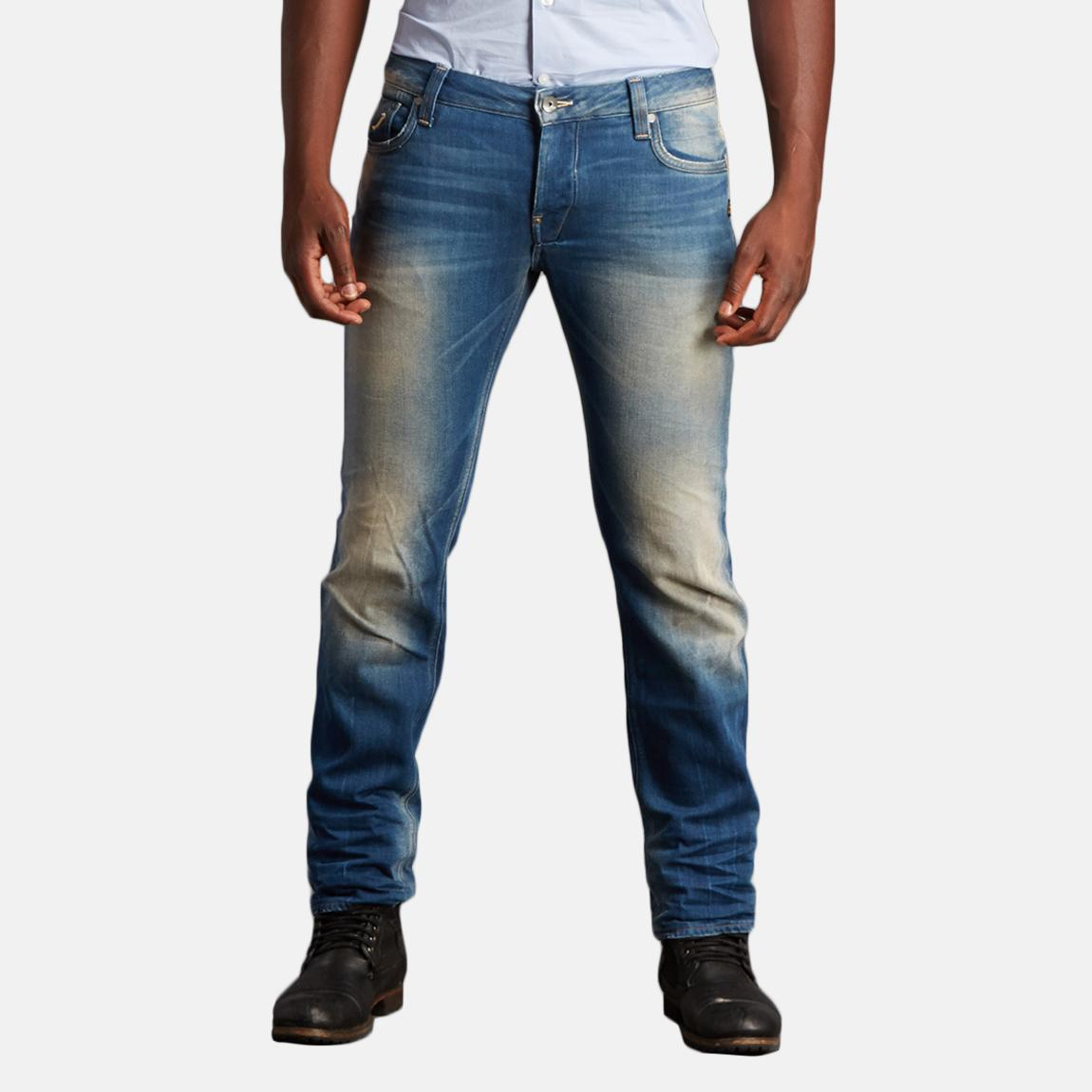 attacc low straight medium aged g star raw jeans. Black Bedroom Furniture Sets. Home Design Ideas
