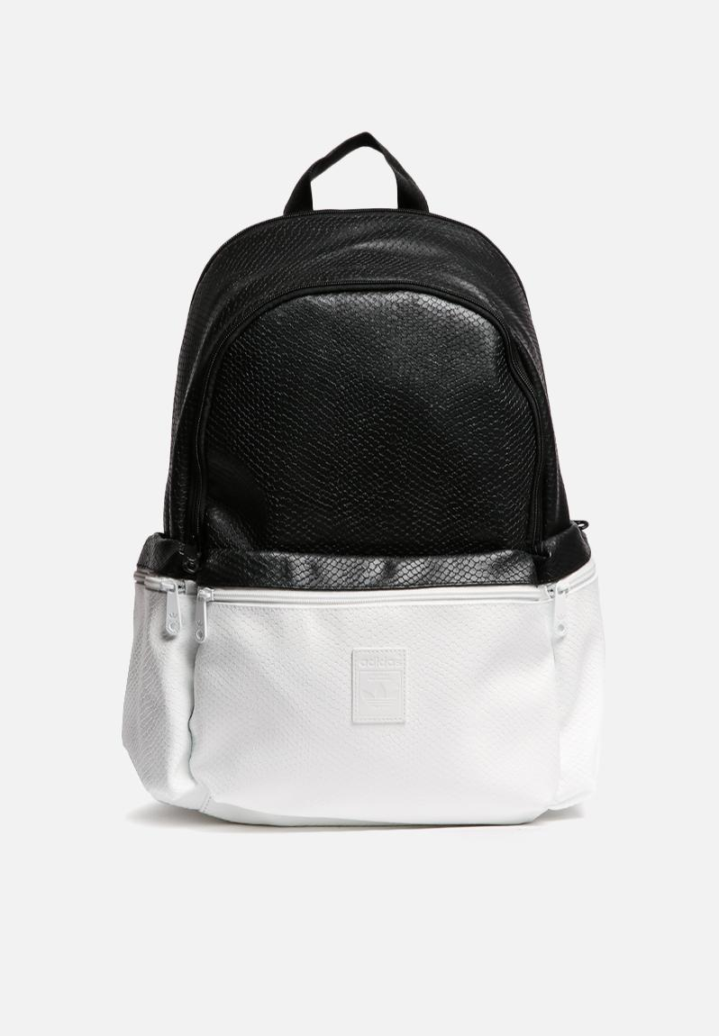 Backpack Snake Black And White Adidas Originals Bags