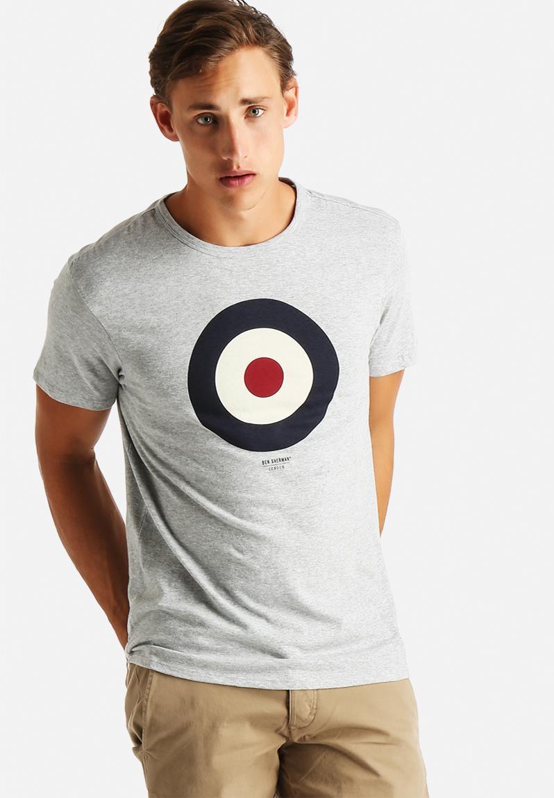 Target t shirt oxford marl ben sherman t shirts for T shirt printing oxford