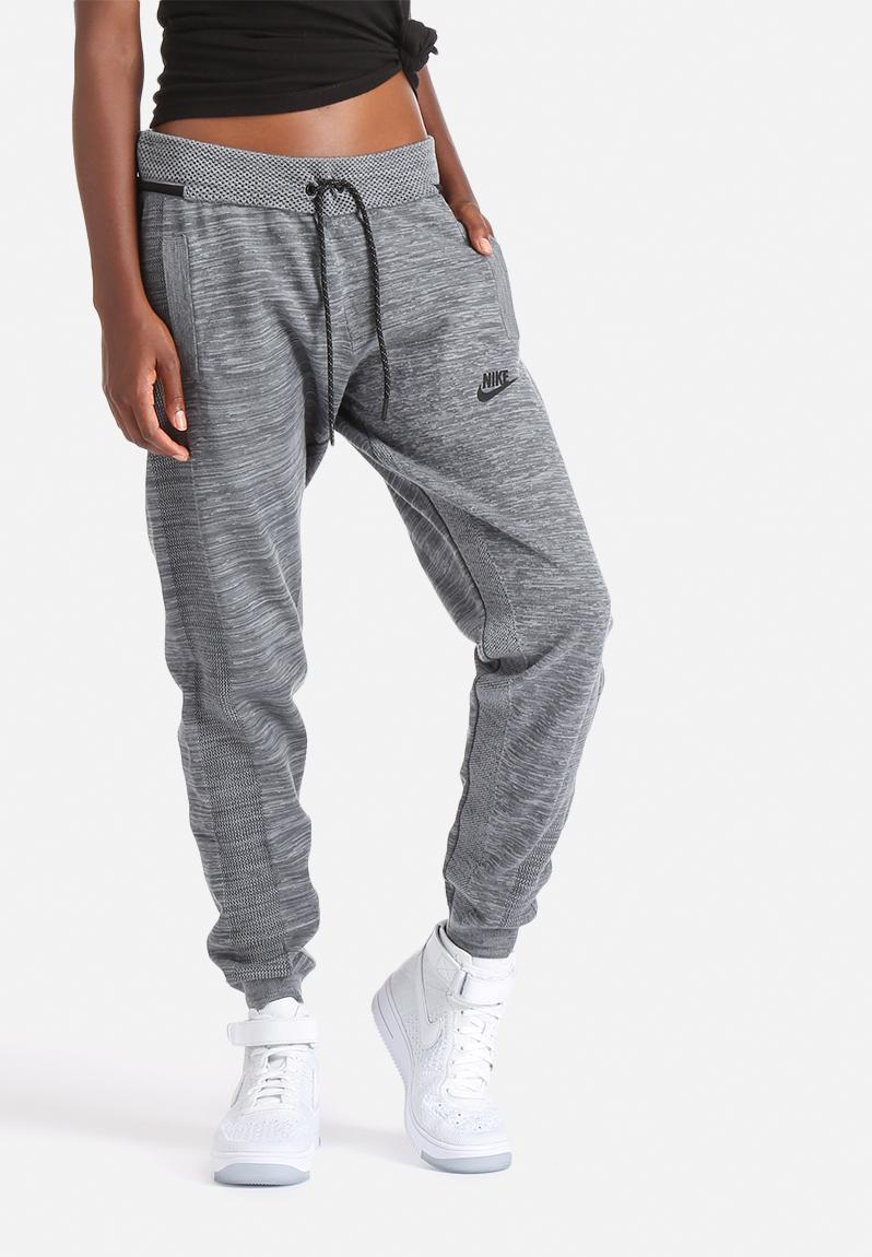 Model Nike Sportswear Gym Vintage Training Pants Women  Grey White Buy