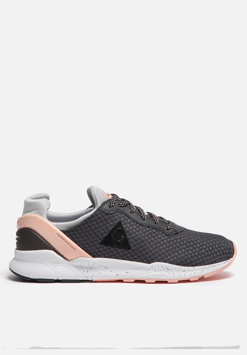 lcs r xvi w speckled charcoal galet le coq sportif sneakers. Black Bedroom Furniture Sets. Home Design Ideas