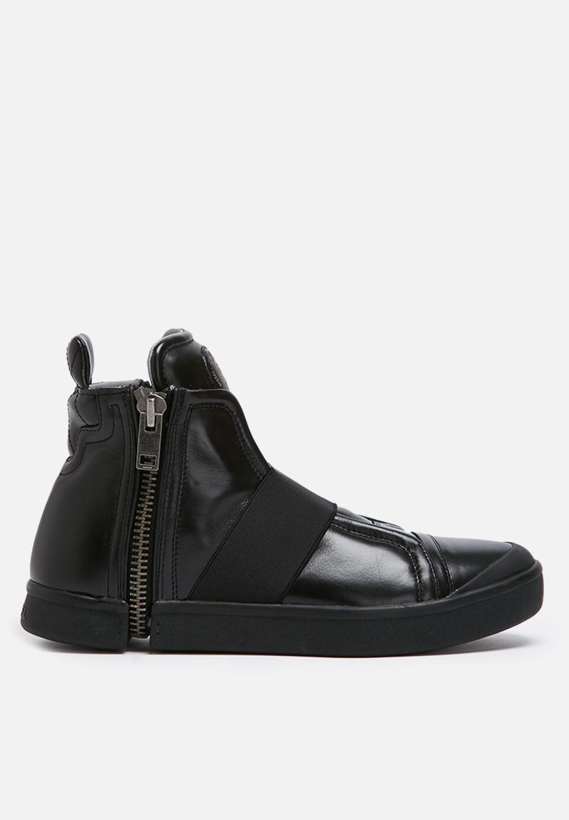 S Nentis Strap Black Diesel Sneakers Superbalist Com