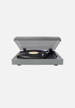 Crosley Advance Audio Grey