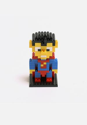 Diamond Blocks Superman Toys & LEGO Plastic